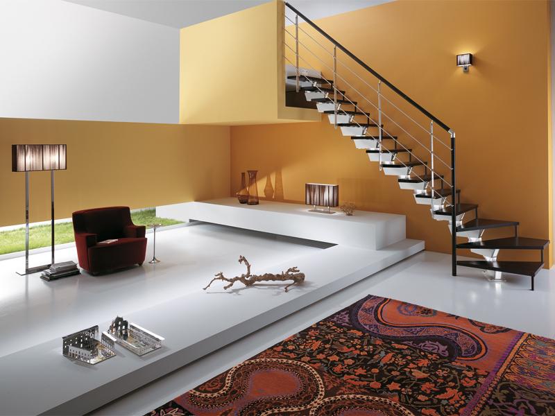 Escaliers md concept la touche finale pont de beauvoisin for Rintal scale prezzi